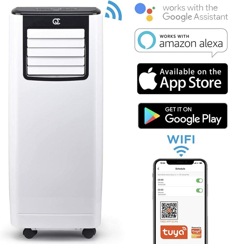 Flinq Elegante Smart mobiele airco