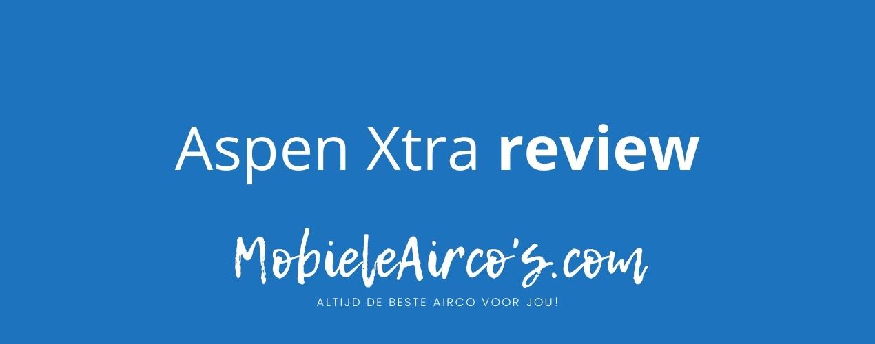 aspen xtra mobiele airco review