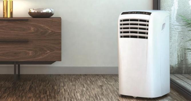 Olimpia Splendid Dolceclima Compact 8 Klimaanlage mobile