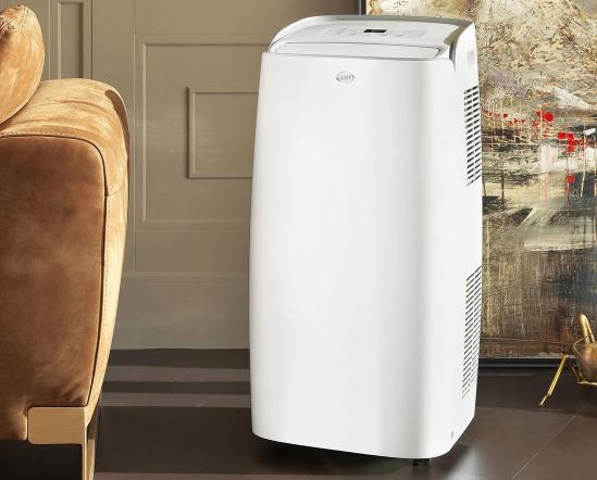 ARGO Milo Plus Climatizzatore Portatile Calore Bianco