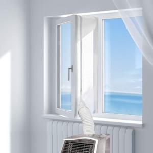 Fensterabdichtung für mobile Klimageräte
