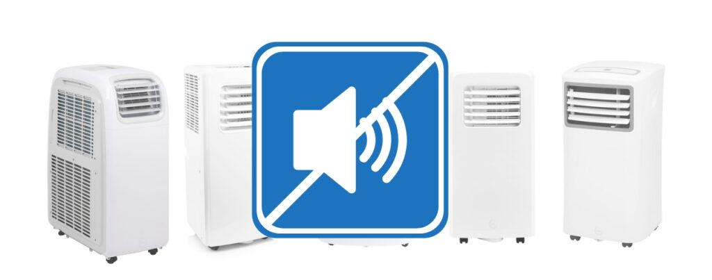 Migliori condizionatori portatili silenziosi