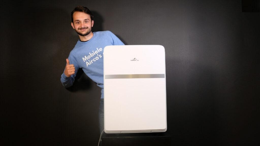 beste mobiele airco met verwarmingsfunctie 2021