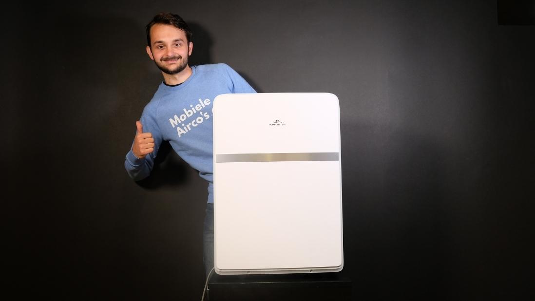 ARGO orion climatizzatore portatile