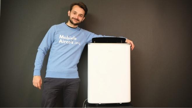 beste mobiele airco kleine kamer 2021